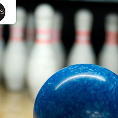 Přijďte si s přáteli zahrát bowling a ještě se skvěle najíst 1kg kuřecích křídel!