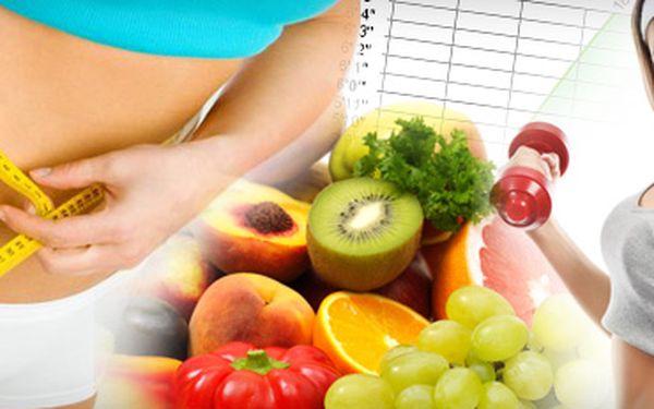 POTŘEBUJETE ZHUBNOUT?? Využijte nutriční poradenství s drtivou 75% slevou jen za 245 Kč!! Sestavení individuálního programu, díky kterému zhubnete metodou, která vám neponičí vaše zdraví!! Důraz na správné doplňování potřebných živin a regeneraci!!