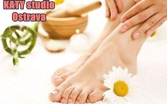 MOKRÁ PEDIKÚRA jen za 149 Kč! Lázně pro nohy s příjemnou masáží chodidel pro pocit znovuzrození! Sametově hladké nožky do každé ponožky!! Sleva 51 %!