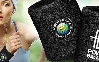 POTÍTKO POWER BALANCE (2ks) SE SPECIÁLNÍMI HOLOGRAMY za 199 Kč!! Skvěle zastoupí ručník, hezky vypadá a navíc výrazně zlepšuje Vaši rovnováhu, sílu a pružnost, nyní se slevou 67%!!