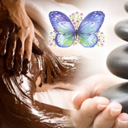 Hodinová detoxikační ČOKOLÁDOVÁ MASÁŽ, nebo masáž LÁVOVÝMI KAMENY s 50% slevou jen za 299 Kč!! Detoxikujte tělo po zimě, nebo rozehřejte tělo i duši horkými lávovými kameny!! Ušetřete 301 Kč!!