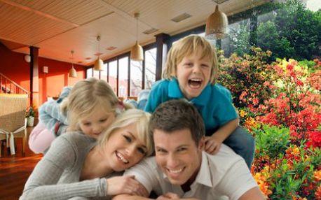 LETNÍ PRÁZDNINY s hotelem Morris Česká Lípa v Máchově kraji, 1 x dítě ZDARMA, 6 denní pobyt v ceně 20X WELLNESS procedur a nabídka výletů, VSTUP do fitness centra Morris a AQUAPARKU