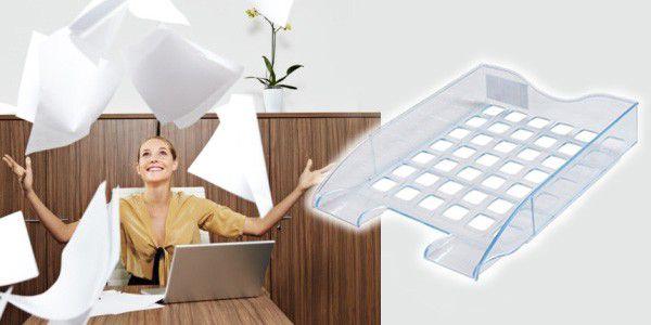 Zásuvka na kancelářské dokumenty do formátu A4