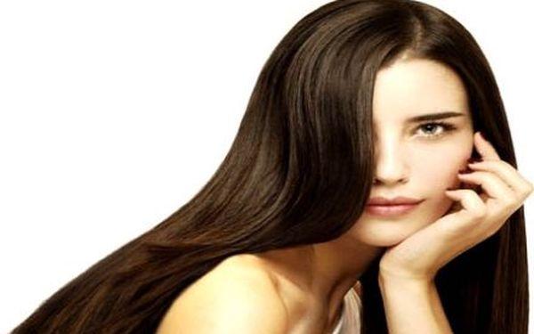Nechte si prodloužit vlasy o 40 CENTIMETRŮ! 50 pramenů, použity jen evropské vlasy, keratinem za tepla!