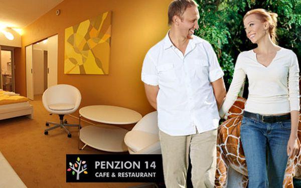 Čtyřdenní pobyt pro dva v unikátním Penzionu14 vHostinném v Krkonoších. Turistika, cyklostezky, golf, tenisové kurty i ZOO na dosah.
