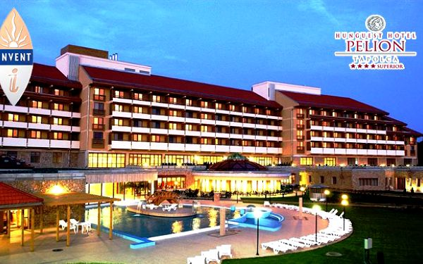 3 dny v Maďarsku pro dva+polopenze, wellness, bazény, saunoa. NEBO vybírejte z dalších 300 hotelů!