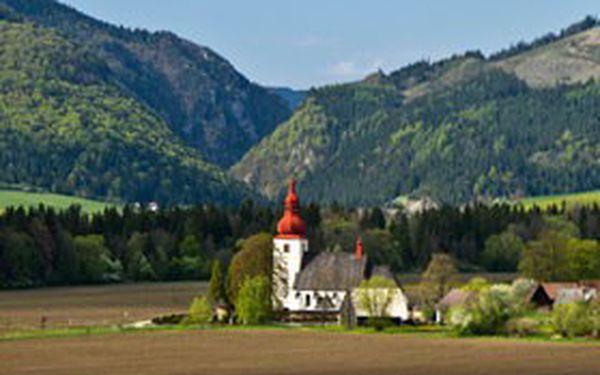 ŠTIAVNIČKA na Slovensku – 3denní pobyt pro 2 osoby, SAUNA, zdarma lahvinka vína + SLEVOVÁ karta na výlety, atrakce a gastro služby v regionu!