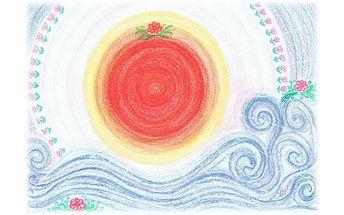 Meditační léčivé malování na podporu vašich životních cílů a přání.. Objevte sílu a účinnost této oblíbené meditace!