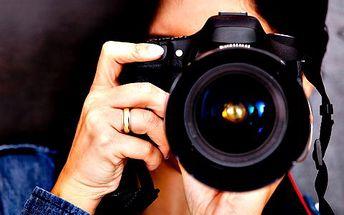 Focení modelingových aktů, nebo dětí! Darujte profesionální fotografie s retuší jako z časopisu!