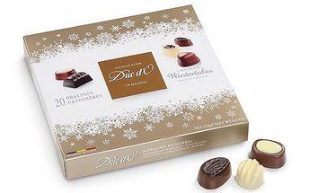 Belgické pralinky Duc d´O za senzačních 85 Kč! Udělejte si radost a pochutnejte si na směsi z 10 druhů kvalitní belgické čokolády s několika příchutěmi! POZOR! Omezené množství!
