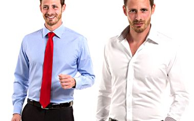 LUXUSNÍ KOŠILE Vincenzo Boretti včetně poštovného Košile značky Vincenzo Boretti z kolekce pro rok 2012. Vyberte si z 5 barev. Košile jsou vyrobeny z bavlny s rychložehlící úpravou. Oblékněte si italskou eleganci.