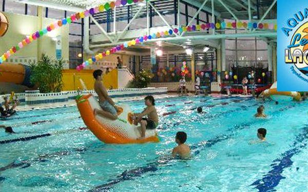 Nekonečné vodní radovánky vAquacentru Letňany Lagoon! Tři varianty permanentek s 10-20 vstupy pro dospělé i děti včetně vstupů na sportovní akce.