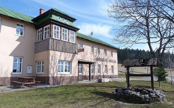 3-denní pobyt pro DVA v Krkonoších s polopenzí (snídaně, Templářská večeře) ve stylové horské chatě Hříběcí Bouda. Vhodná pro rodiny s dětmi (děti do 3 let ZDARMA). Na Sněžku je to jen 15 km.