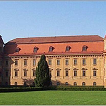 Barokní zámek v Holešově