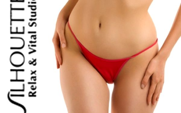 FOTOEPILACE TŘÍSEL: Bikini line za 204 Kč nebo Brazílie za 315 Kč v salonu Silhouette! Za pouhých 49 Kč získáte kupón se slevou až 85% na fotoepilaci třísel v samotném centru! UŽ ŽÁDNÉ CHLOUPKY A NAVŽDY!..