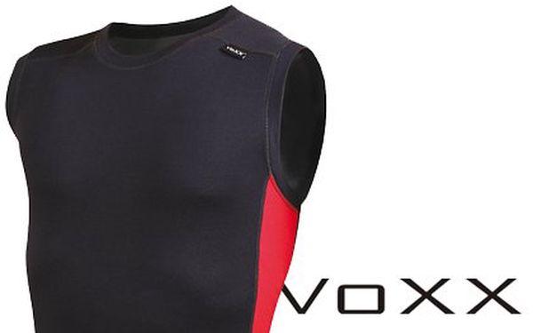 Pánské termo triko Voxx bez rukávů – s ionty stříbra, odvádí vlhkost, je prodyšné a hodí se pro všechny sporty i běžné nošení. Vybíráte ze 4 velikostí a poštovné je v ceně
