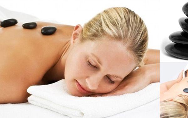 Hodinová masáž lávovými kameny, který Vás zbaví stresu a napětí. Dopřejte si relaxaci na nejvyšší úrovni se slevou 50%!