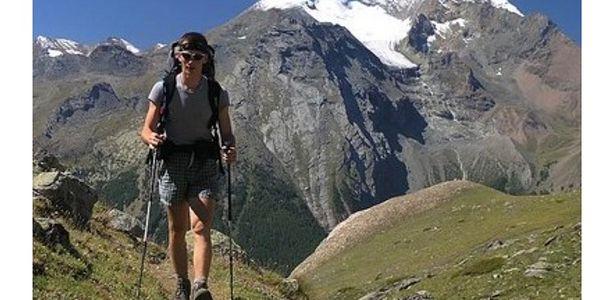 Krásné počasí! Pár trekingových holí jen za 279 Kč! Buďte zdraví! Pravidelné procházky jsou skvělá prevence různých nemocí!!