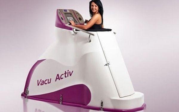Zkuste revoluci vhubnutí! Vacu Activ Thermo je jedna z NEJÚČINNĚJŠÍCH metod HUBNUTÍ. 10 vstupů na 30 minut cvičení!