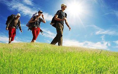 4denní pobyt na horách s polopenzí a jako bonus 50% sleva na outdoorové aktivity! Užijte si sport, výlety i závěrečnou párty!