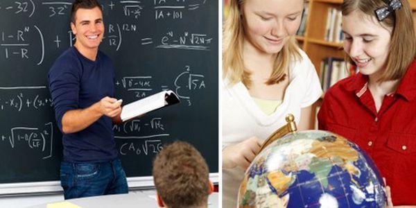 Doučování předmětů Základní školy v délce 1 hodiny! Zdravověda a biologie člověka, Vlastivěda a Dějepis, Zeměpis, Český jazyk a literatura, Informatika, Občanská a osobnostní výchova, Tělesná výchova…Profesionální pedagogové jsou tu pro Vaše děti!