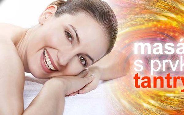 Exkluzivní masáž s prvky tantry se slevou až 58%, nechejte se hýčkat horkým bio mandlovým olejem a uvolněte celé své tělo v rukou krásných, zkušených masérek! Přijdte na nezapomenutelnou luxusní 70min masáž celého těla za báječných 990 Kč!