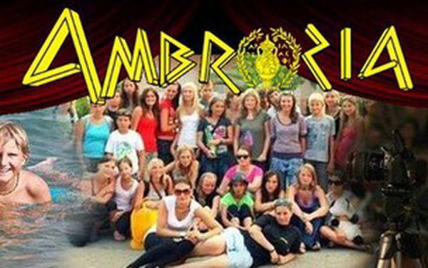 Letní herecký kurz pro děti a mládež U MOŘE (17.8.-26.8.2012) - **Naučte se hrát! Užijte si týden zábavy s lidmi stejného věku a zájmů. Vést vás budou špičkoví odborníci z praxe! To vše navíc v exotickém prostředí Istrie.**