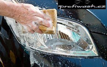 390 Kč za RUČNÍ MYTÍ AUTA s renovací alu kol a luxováním interiéru i kufru nebo 1449 Kč za RENOVACI LAKU mokrou cestou (včetně mytí vozu)! Sleva až 42 %!