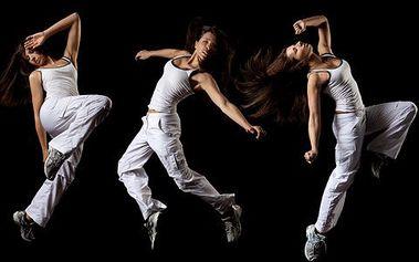 Taneční kurzy pro ženy! 2 hodiny sólových tanců z celého světa pro vás a vaši kamarádku, které vás dostanou do kondice!