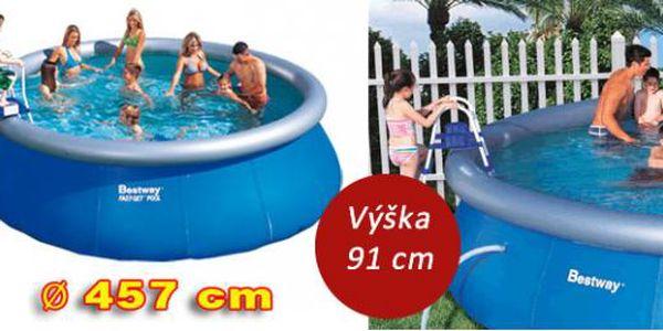 Bazén rodinný 457x91 cm