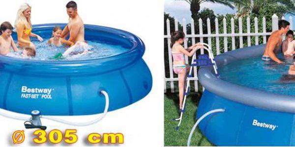 Bazén rodinný 305x76 cm