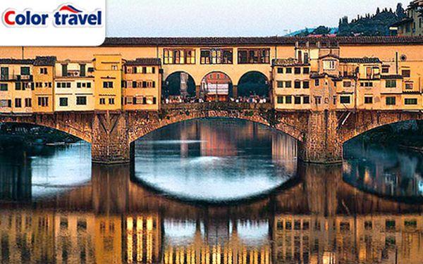 Prožijte úchvatné 4 dny v Toskánsku za 2623 Kč! Nejkrásnější region Itálie!