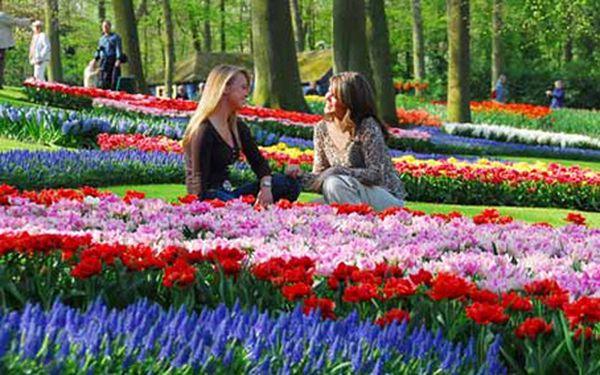 Třídenní zájezd do Holandska na světovou zahradnickou výstavu Floriade 2012!