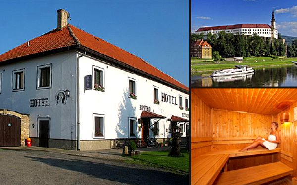 Pobyt s polopenzí na 3 dny pro 2 osoby v hotelu Kovárna za 1872 Kč. Cena zahrnuje pobyt na 2 noci pro 2 osoby, denně snídaně a večeře, wellness služby - whirlpool a sauna.