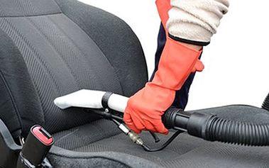 KOMPLETNÍ TEPOVÁNÍ INTERIÉRU: dopřejte svému automobilu péči Vysátí, tepování sedaček, čalounění dveří, koberečků i zavazadlového prostoru automobilu. Při čištění je užívána značková kosmetika a probíhá mokrou cestou.