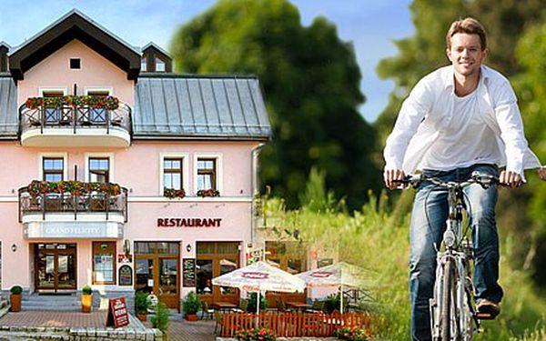 2799 Kč za 3denní pobyt pro DVA v Grand Hotelu*** ve Špindlerově Mlýně - s polopenzí, saunou a kapkou adrenalinu. Srdce Krkonoš se slevou 52 %.