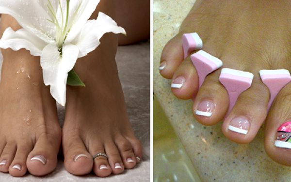 Mějte v létě krásné nehty i na nohou. Gelová modeláž nehtů na nohou s 50% slevou za pouhých 199 Kč, která vydrží déle než na rukou a v letních sandálkách vynikne.