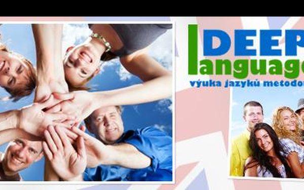 Naučte se konečně cizí jazyk se zkušenými lektory a speciální metodou DLE! 50% sleva na celkem 24 hodin výuky angličtiny, či španělštiny. Pro začátečníky i pokročilé!