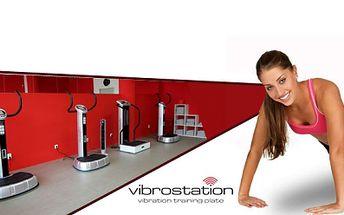 Vibrostation training studio