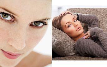 ZBAVTE SE VRÁSEK! Vyhlazení vrásek a vypnutí kontur obličeje se slevou 80% za 330,- Kč. Navíc ZDARMA masáž obličeje a aktivní sérum!