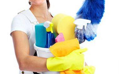Praha: Profesionální ÚKLID domácnosti – vyberte si variantu úklidu a svěřte jej do rukou šikovných hospodyněk