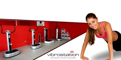 Vibrostation training studio