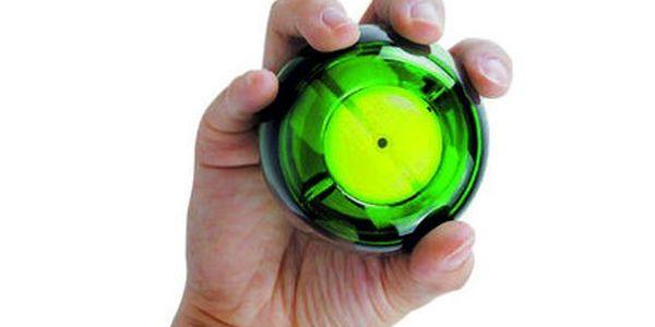 GENIÁLNÍ přístroj Wrist Ball! - pomůcku na zpevnění zápěstí pro mladé i starší! Trénujte doma u televize zábavně!