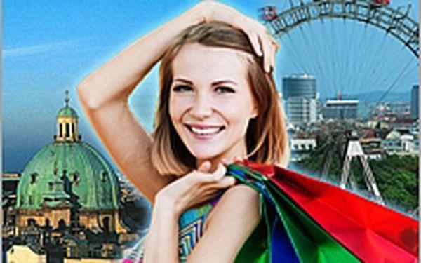 Vídeň - nákupy a zábava