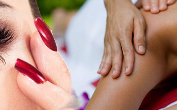 Exkluzivní balíček služeb - Prodloužení řas + Úprava obočí + Lakování nehtů + Výběr z 5 druhů masáží. Nechte se zkrášlit a dopřejte si uvolňující masáž