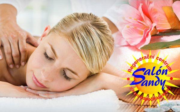 MASÁŽ DLE VAŠEHO VÝBĚRU až s 62% slevou jen za 199 Kč!! Kombinovaná masáž páteře SANDY, masáž zad, šíje a rukou, reflexní masáž nohou, nebo masáž nohou a šíje!! Kvalitně žít znamená udělat si čas na kvalitní ozdravnou relaxaci!!