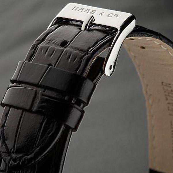 Pánské luxusní hodinky - Bordoux - černé