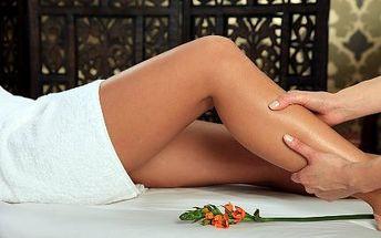 Detoxikační balíček: ruční lymfodrenáž uzlin na krku a nohou + zábal. Navíc čistící čaj a více!
