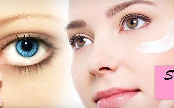 SPECIÁLNÍ MIKROMASÁŽ OČNÍHO OKOLÍ za pouhých 175 Kč!! V ceně je také maska na oči, aplikace séra a úprava a barvení obočí, nebo řas!! Zbavte své oči vrásek i dalších následků stresu a hektického způsobu života, nyní se slevou 51%!!