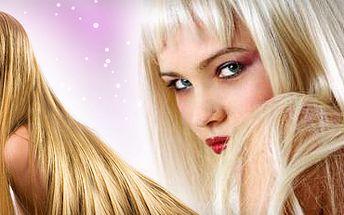 PRODLOUŽENÍ A ZAHUŠTĚNÍ VLASŮ KERATINEM již od 3299 Kč!! Jedinečná evropská metoda, vyhledávaná pro svou kvalitu a přirozený vzhled!! Oblíbená u českých celebrit!!